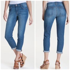 Joe's Jeans Relaxed Crop Skinny Jean Libby Size 30